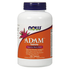 ADAM Superior Men's Multi - 120 Tablets
