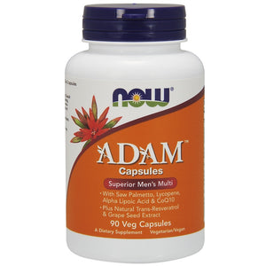 ADAM Superior Men's Multi - 90 Vegetarian Capsules