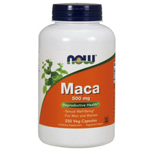 Load image into Gallery viewer, Maca 500mg - 250 Capsules