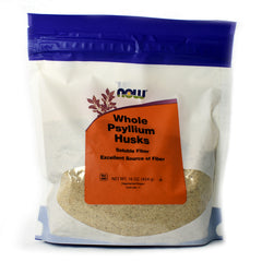 Psyllium Husks Whole - 1 lb