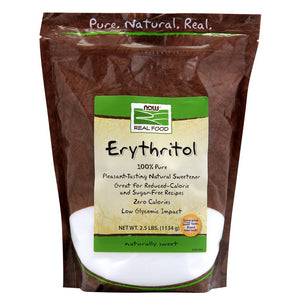Erythritol Natural Sweetener - 2.5 lb