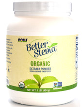 Load image into Gallery viewer, Better Stevia Zero Calorie Sweetener Certified Organic Extract Powder - 1 lb