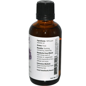 Lavender Oil 100% Pure & Natural - 2 oz