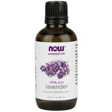 Load image into Gallery viewer, Lavender Oil 100% Pure & Natural - 2 oz