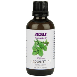 Peppermint Oil 100% Pure & Natural - 2 oz