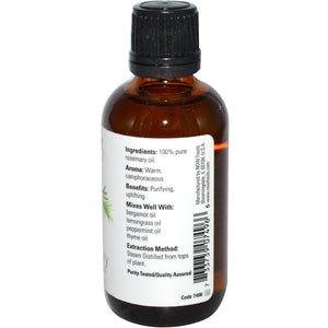 Rosemary Oil 100% Pure & Natural - 2 oz