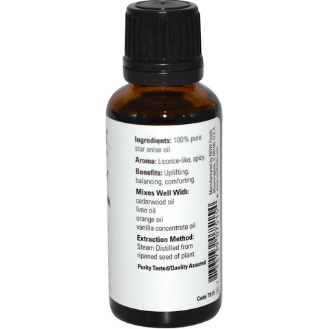 Anise Oil 100% Pure & Natural - 1 oz