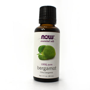 Bergamot Oil 100% Pure & Natural - 1 oz