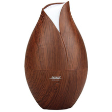 Load image into Gallery viewer, Ultrasonic Faux Wood Essential Oil Diffuser