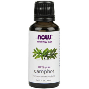 Camphor Oil 100% Pure & Natural - 1 oz