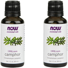Load image into Gallery viewer, Camphor Oil 100% Pure & Natural - 1 oz (Pack of 2)