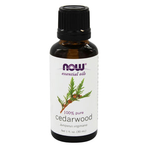 Cedarwood Oil 100% Pure & Natural - 1 oz