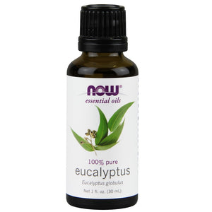 Eucalyptus Oil 100% Pure & Natural - 1 oz