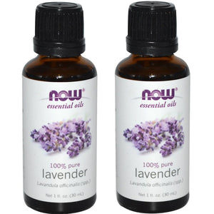 Lavender Oil 100% Pure & Natural - 1 oz (Pack of 2)