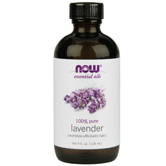 Lavender Oil 100% Pure & Natural - 4 oz