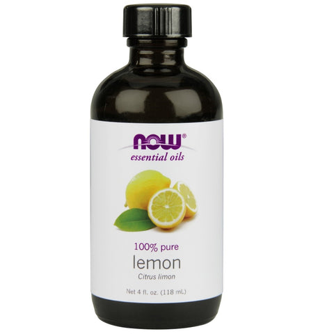 Lemon Oil 100% Pure & Natural - 4 oz