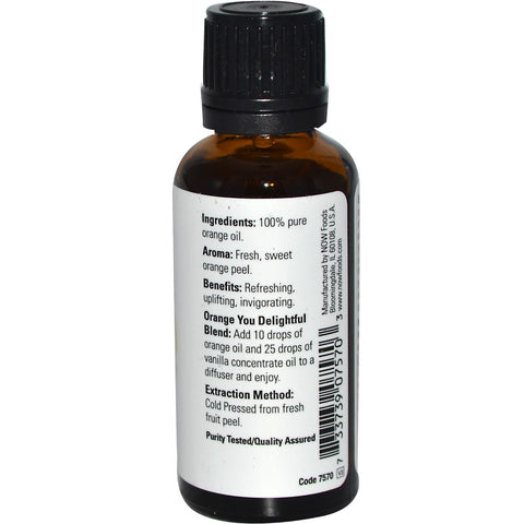 Orange Oil - 1 OZ (Pack of 2)