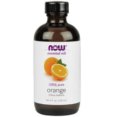 Orange Oil 100% Pure & Natural - 4 oz
