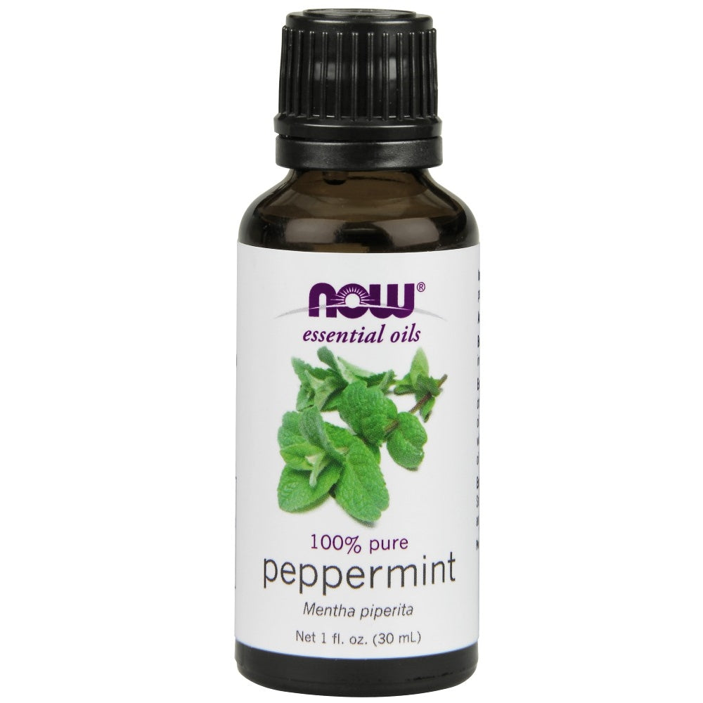 Peppermint Oil 100% Pure & Natural - 1 oz