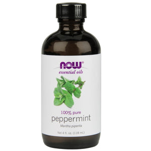 Peppermint Oil 100% Pure & Natural - 4 oz