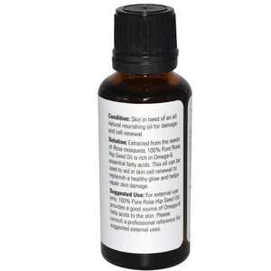 Rose Hip Seed Oil 100% Pure & Natural - 1 oz