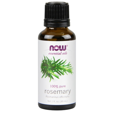 Rosemary Oil 100% Pure & Natural - 1 oz