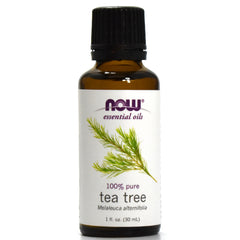Tea Tree Oil 100% Pure & Natural - 1 oz