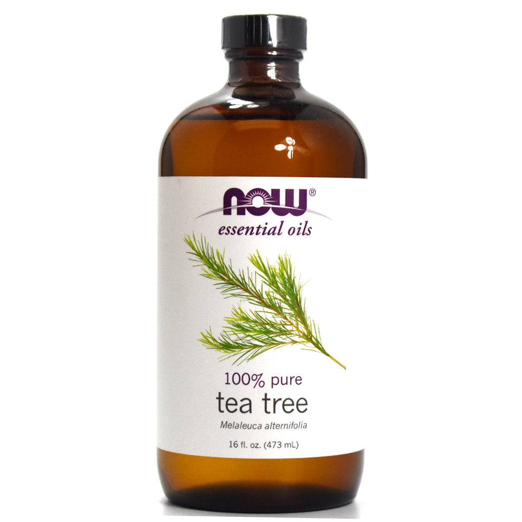 Tea Tree Oil 100% Pure & Natural - 16 oz