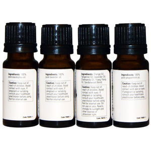 Let There Be Peace & Quiet Relaxing Essential Oil Kit