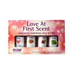 Love at First Scent Romantic Essential Oils Kit