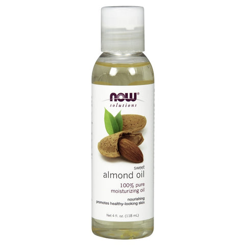 Sweet Almond Oil - 4 oz.