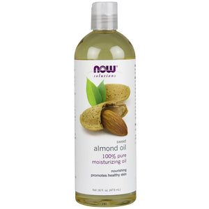 Sweet Almond Oil - 16 oz