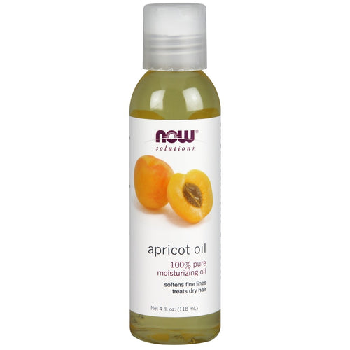 Apricot Oil 100 percent Pure Moisturizing Oil - 4 oz