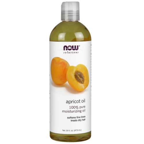 Apricot Oil 100 percent Pure Moisturizing Oil - 16 oz