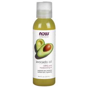 Avocado Oil 100% Pure Moisturizing Oil - 4 oz (Pack of 2)