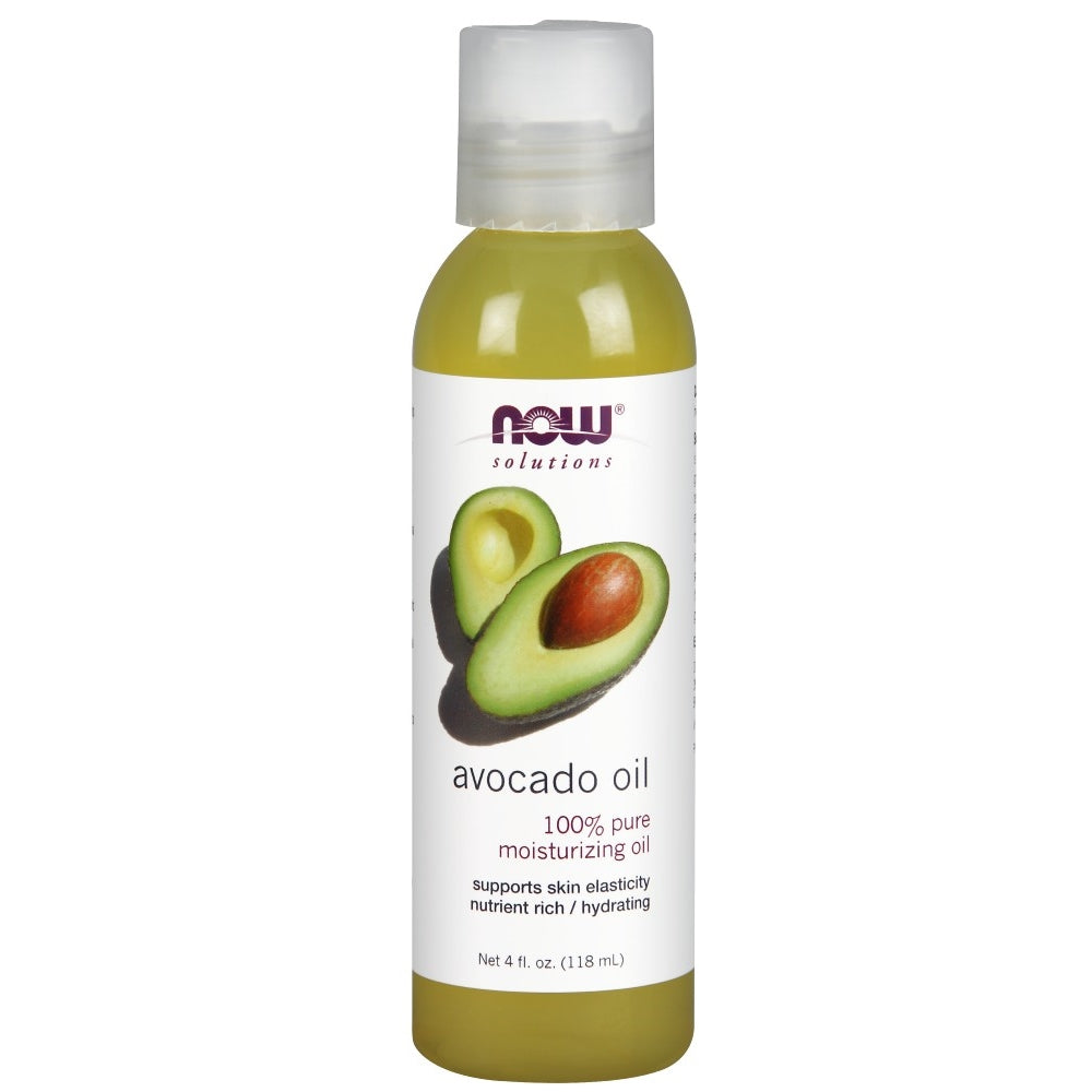 Avocado Oil 100% Pure Moisturizing Oil - 4 oz