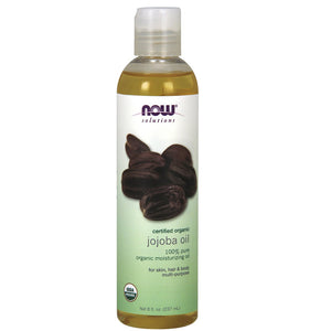 Organic Jojoba Oil - 8oz