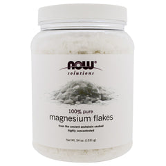 100% Pure Magnesium Flakes - 54 oz