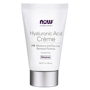 Hyaluronic Acid Creme PM - 2 OZ