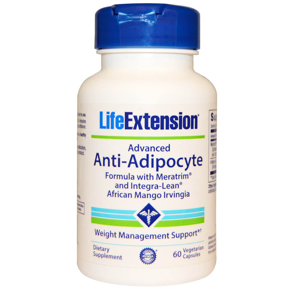 Advanced Anti-Adipocyte Formula - 60 Vegetarian Capsules