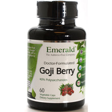 Load image into Gallery viewer, Goji Berry - 60 Vegetarian Capsules