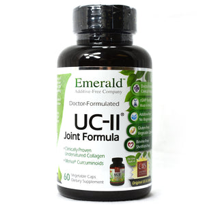 UC-II Joint Formula with Meriva Phytosome and Bioperine - 60 Capsules