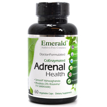 Load image into Gallery viewer, Adrenal Health Raw Whole-Food Based Formula - 60 Vegetarian Capsules