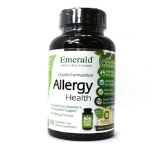 Load image into Gallery viewer, Allergy Health Raw Whole-Food Based Formula - 120 Vegetarian Capsules