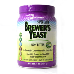 Brewer's Yeast Powder - 1 LB
