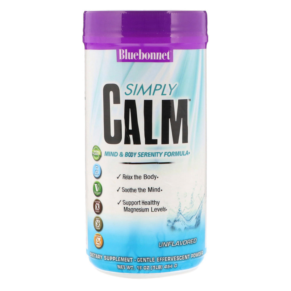 Simply Calm Unflavored - 16 oz
