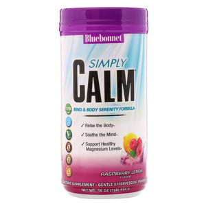 Simply Calm Raspberry Lemon - 16 oz