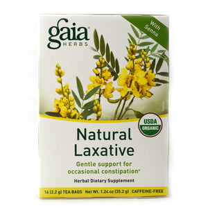 Natural Laxative Tea - 16 Tea Bags