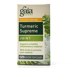 Turmeric Supreme Joint - 60 Vegetarian Liquid Phyto-Caps
