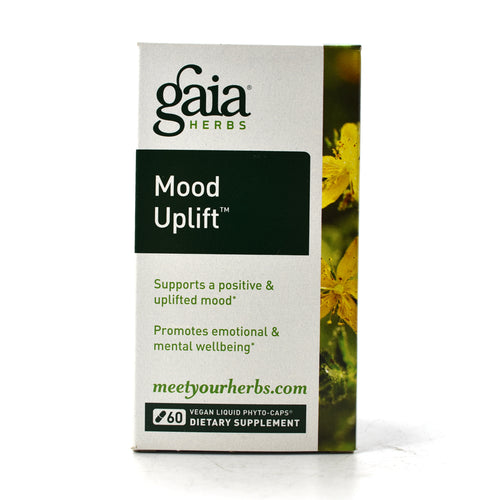 Mood Uplift - 60 Vegan Liquid Phyto-Caps